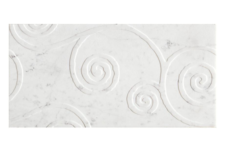 Carrara Volute spazzolato