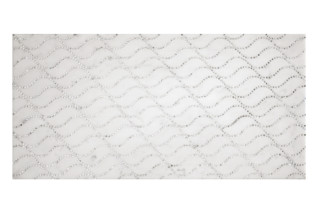 Carrara Wave glitterato  von  Marmo Project