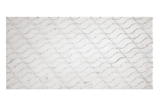 Carrara Wave glitterato  by  Marmo Project