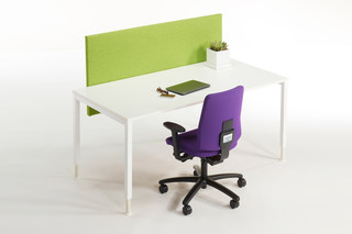 Alku table I-legs  by  Martela