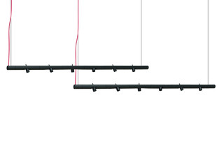 Colibri Pendelleuchte - 2070  von  Martinelli Luce