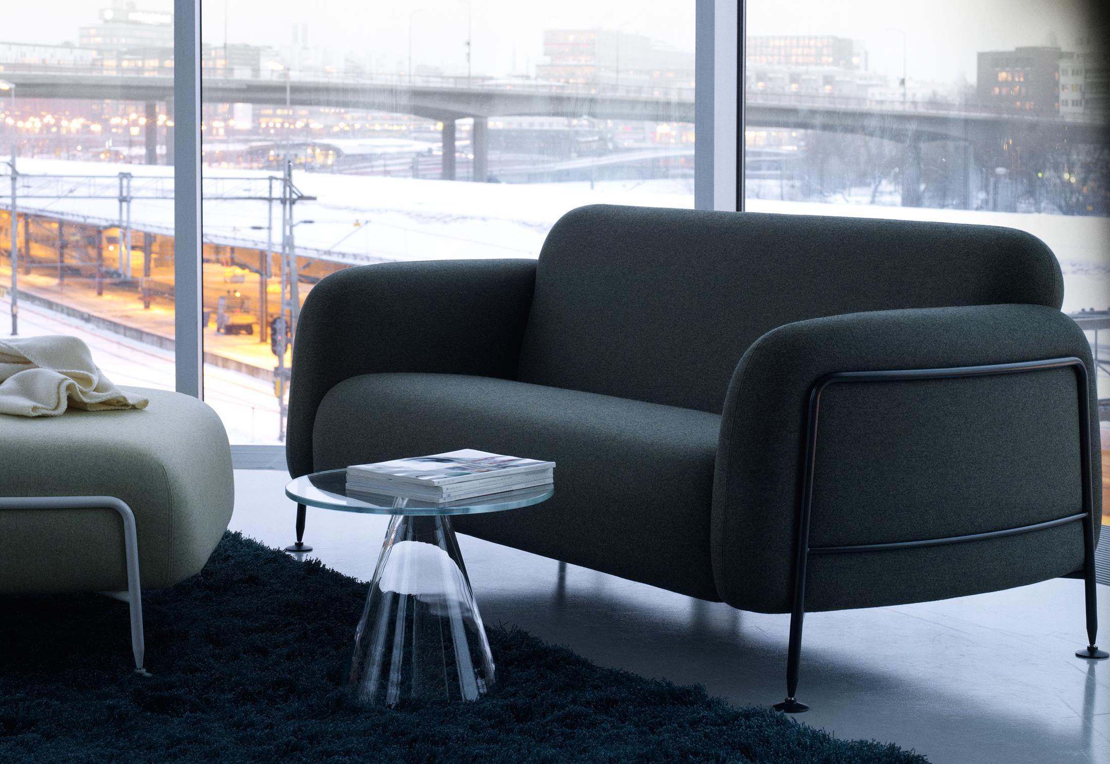 Megasofa  Mega Sofa by Massproductions | STYLEPARK