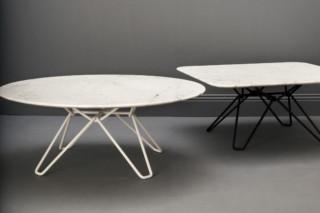 Tio Coffee Table round  von  Massproductions