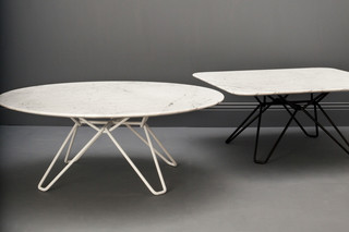 Tio Coffee Table round  by  Massproductions