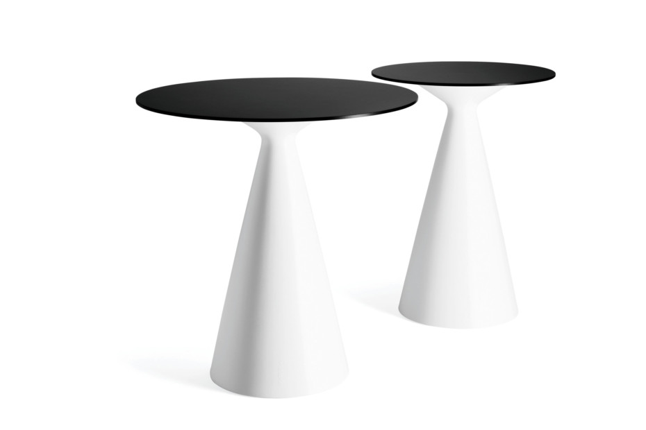 Cone cocktail table