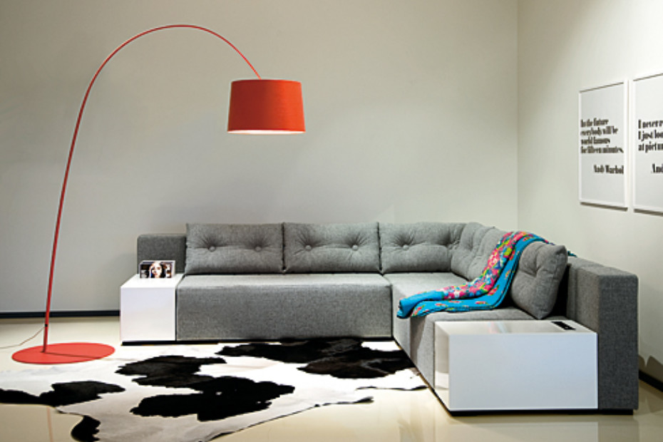 Monolog corner sofe