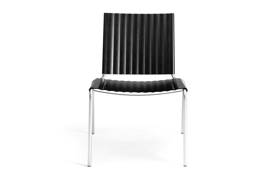 Pipe easy chair