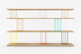 Circus, 3 shelves  by  MATTER