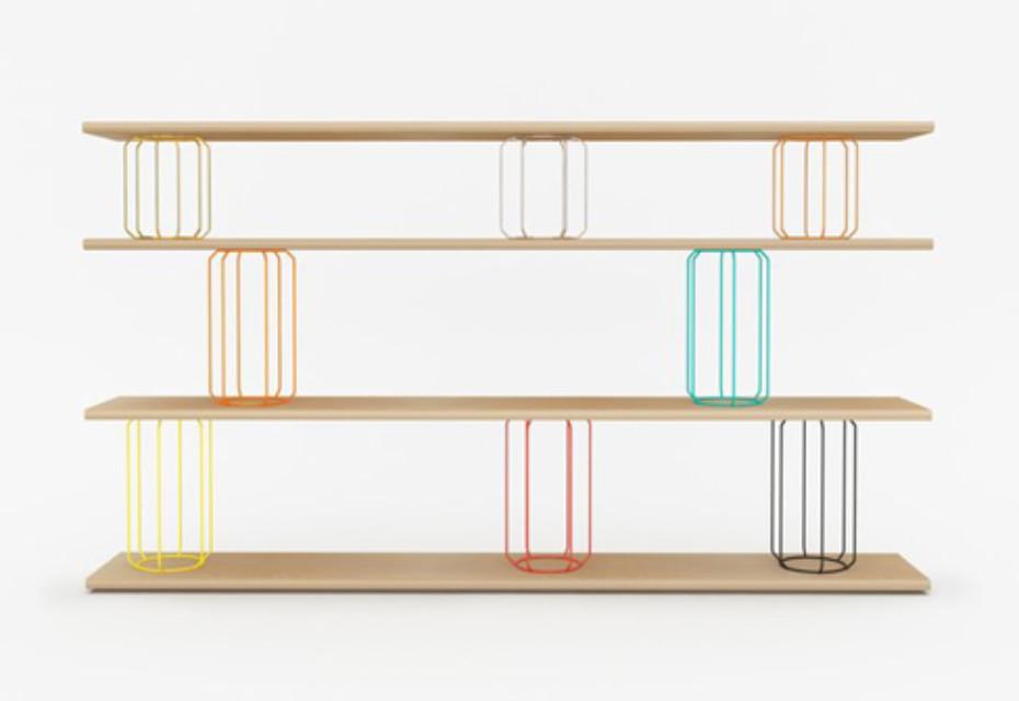 Circus, 3 shelves
