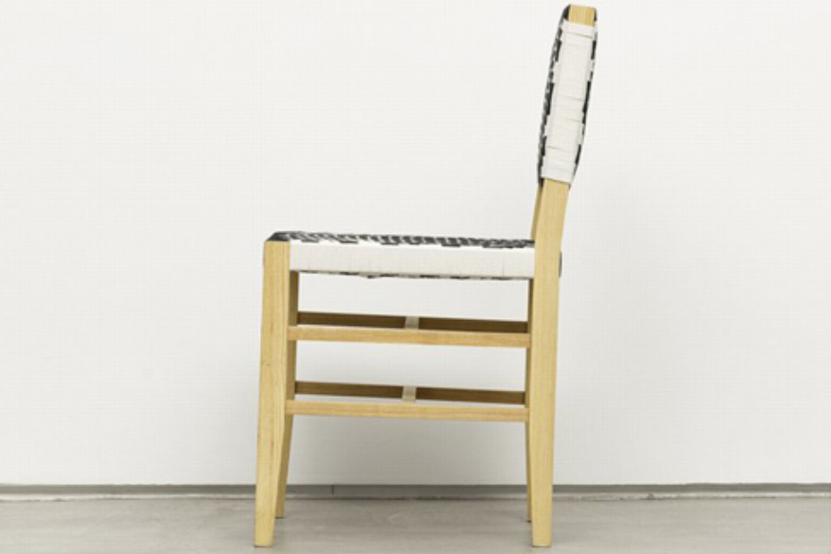 Shaker chair diagonal