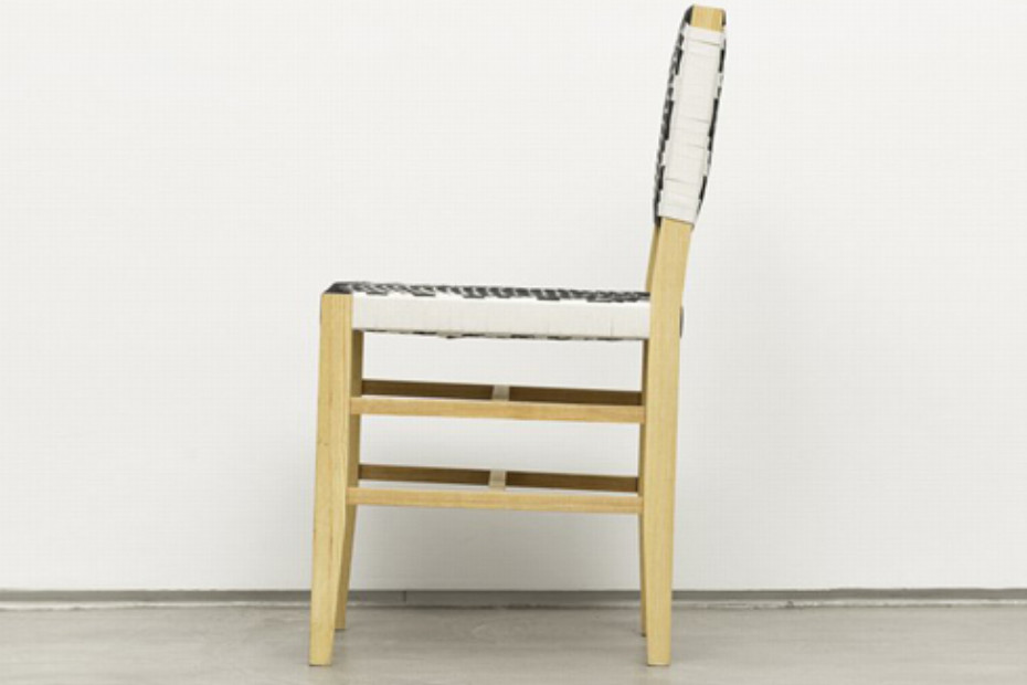 Shaker chair solid