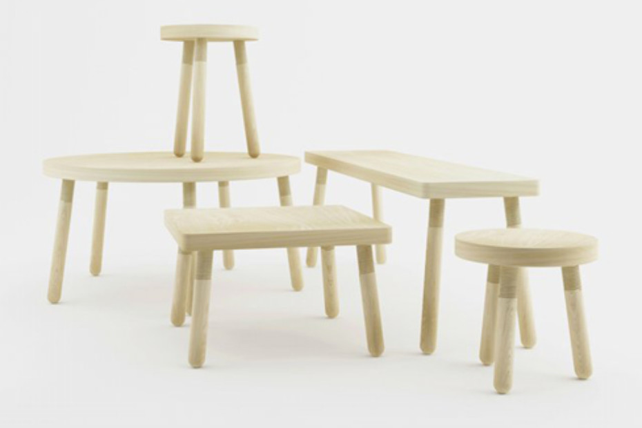 Simple machines square table