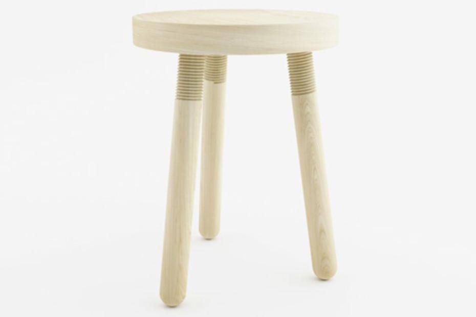 Simple machines stool