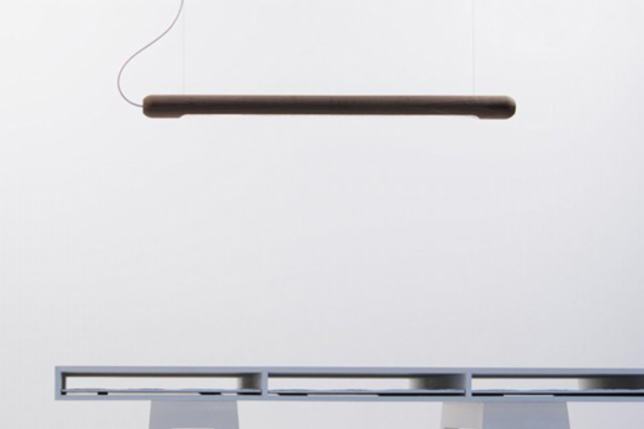 Truncheon suspended light