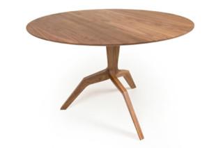 Mars Table round  by  Matthew Hilton