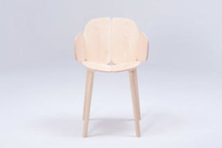 Osso arm chair  by  Mattiazzi