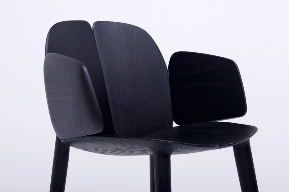 Osso arm chair