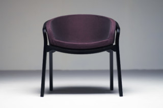 She Said Lowide upholstered  by  Mattiazzi