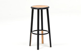 Solo bar stool  by  Mattiazzi