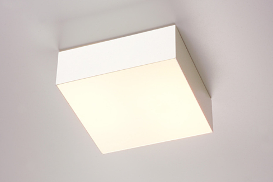 Quadrat ab LED