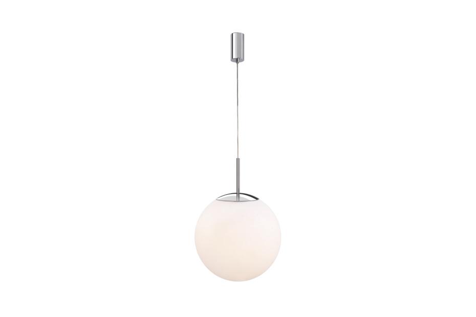 Spherical glass light