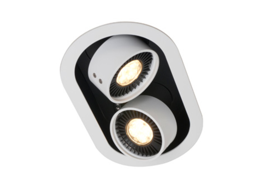 Wittenberg Spotlight built in - wi-eb-2ov-db-r-led