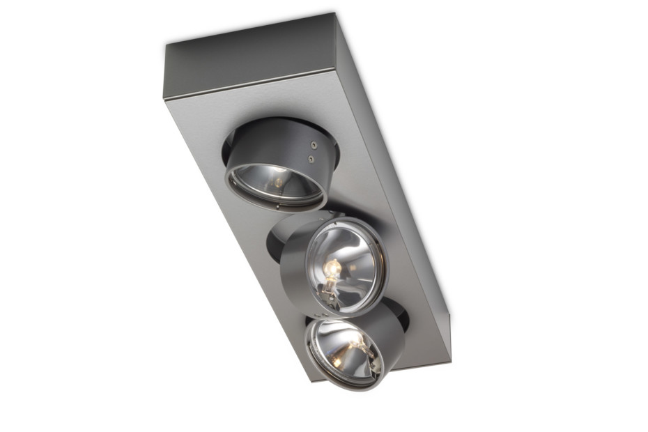 Wittenberg Spotlight surface-mounted - wi-ab-125-3e
