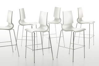 Riciolina bar stool  by  Maxdesign