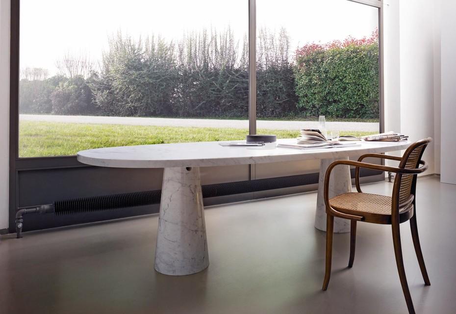 Eros Two leg table
