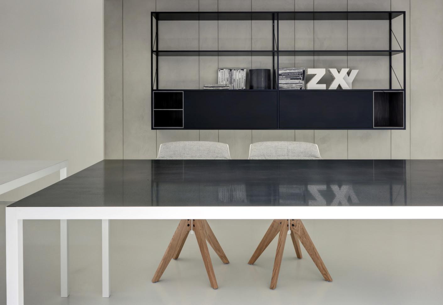 Minima 3 0 by mdf italia stylepark for Casa minima