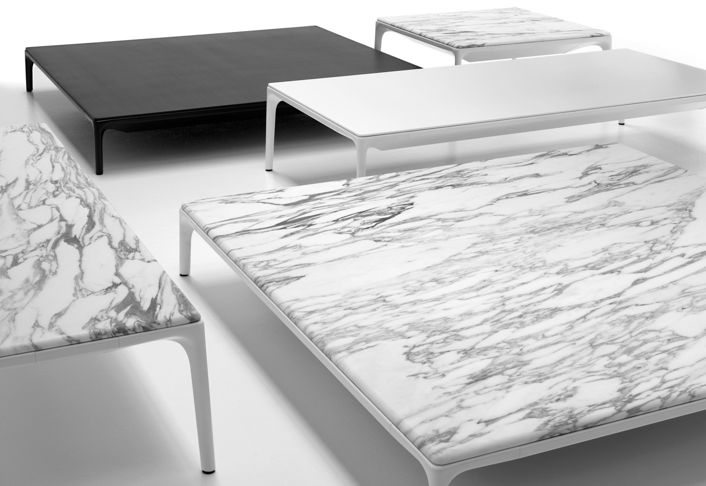Yale Low Table By Mdf Italia Stylepark