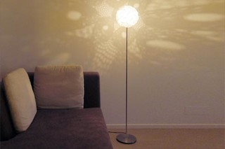 Quin.MGX floor lamp  by  MGX by Materialise