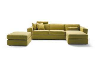 Melvin corner sofa  by  Milano Bedding