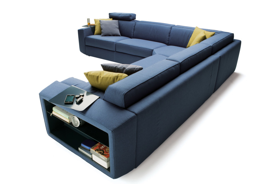 Melvin corner sofa
