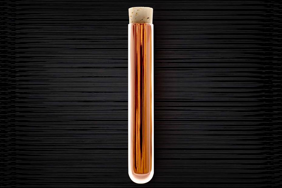 Pill Tube Kupfer