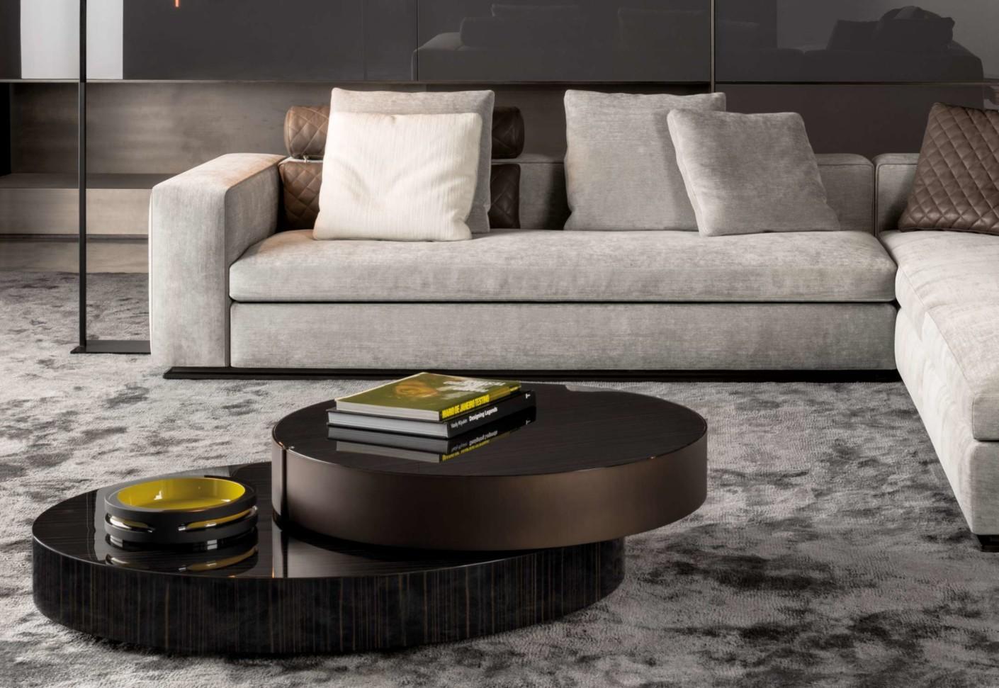 Benson Coffee Table By Minotti Stylepark