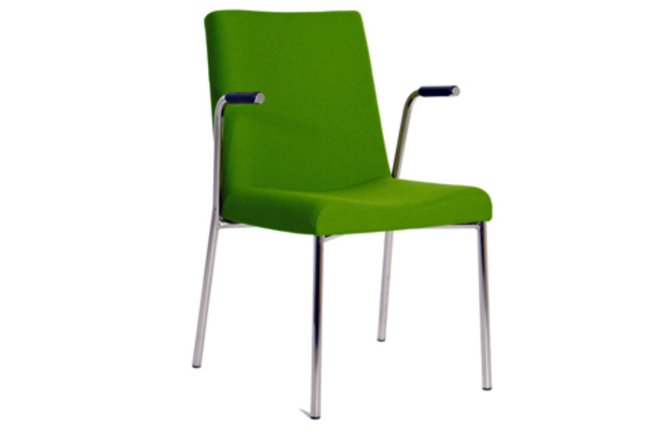 Dino chair with armrests