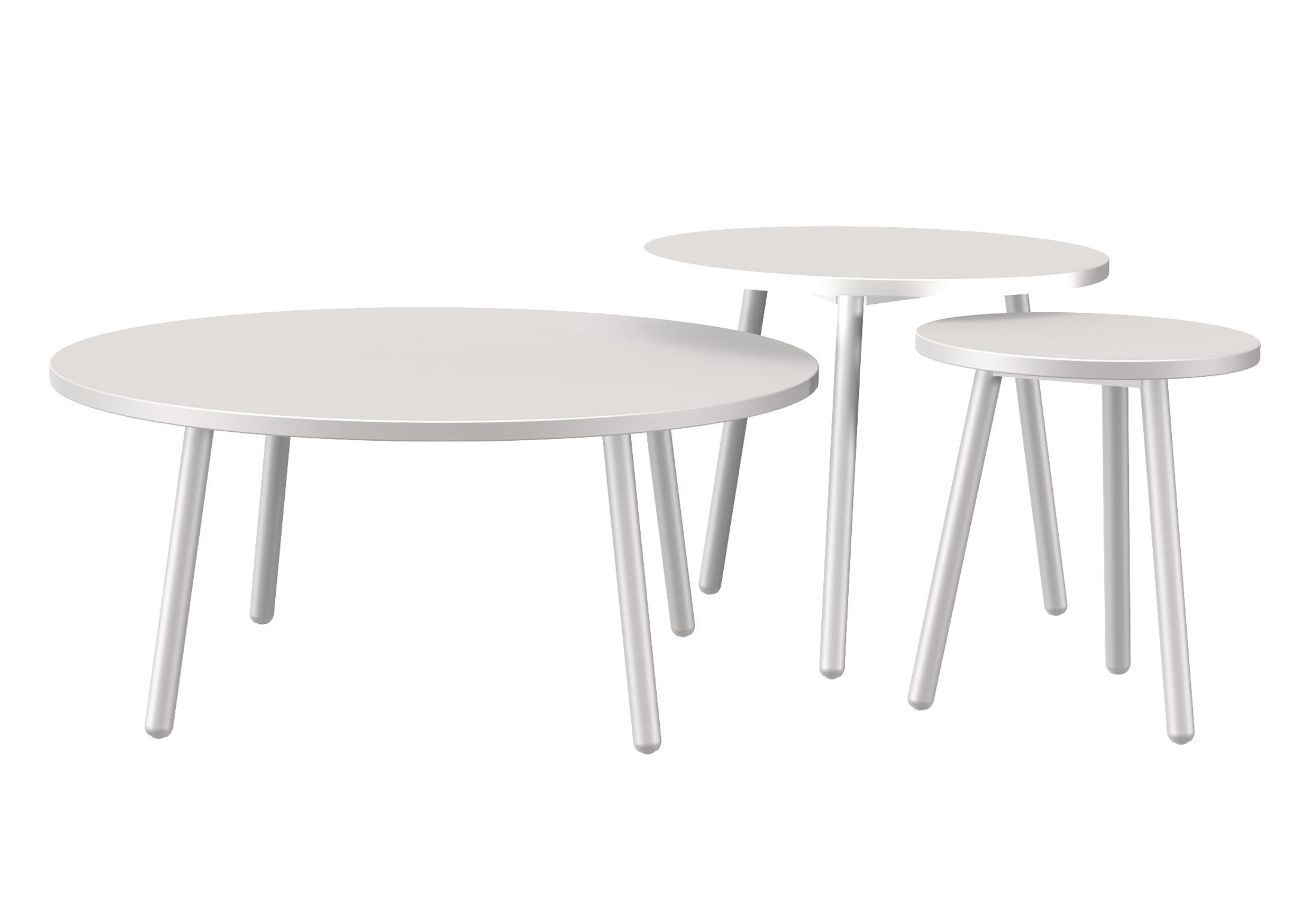 Montmartre Tisch Niedrig Von Mitab Stylepark