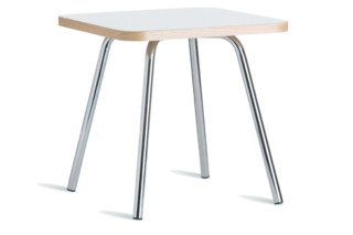 Plaza table square  by  Mitab
