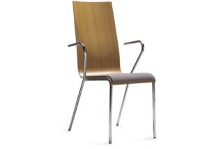 Saga chair with armchairs  by  Mitab