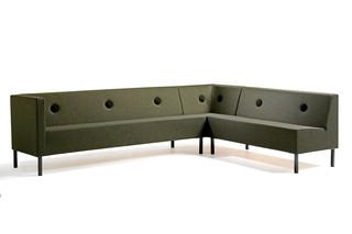 Stereo sofa  by  Mitab