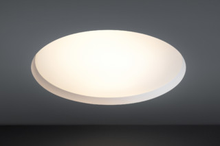 Flat Moon ceiling built-in lamp  by  Modular