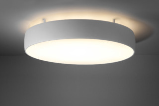 Flat Moon ceiling lamp indirect  by  Modular