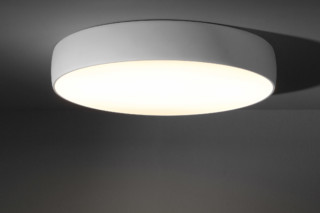 Flat Moon ceiling lamp  by  Modular