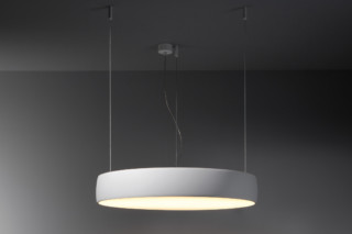 Flat Moon suspension lamp  by  Modular