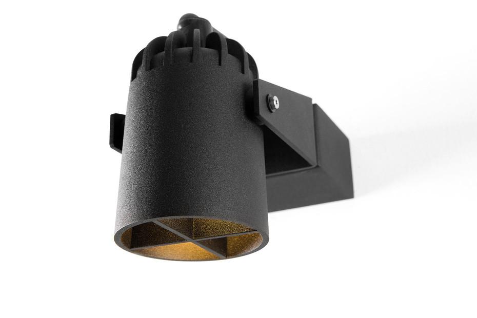 Julien round wall lamp