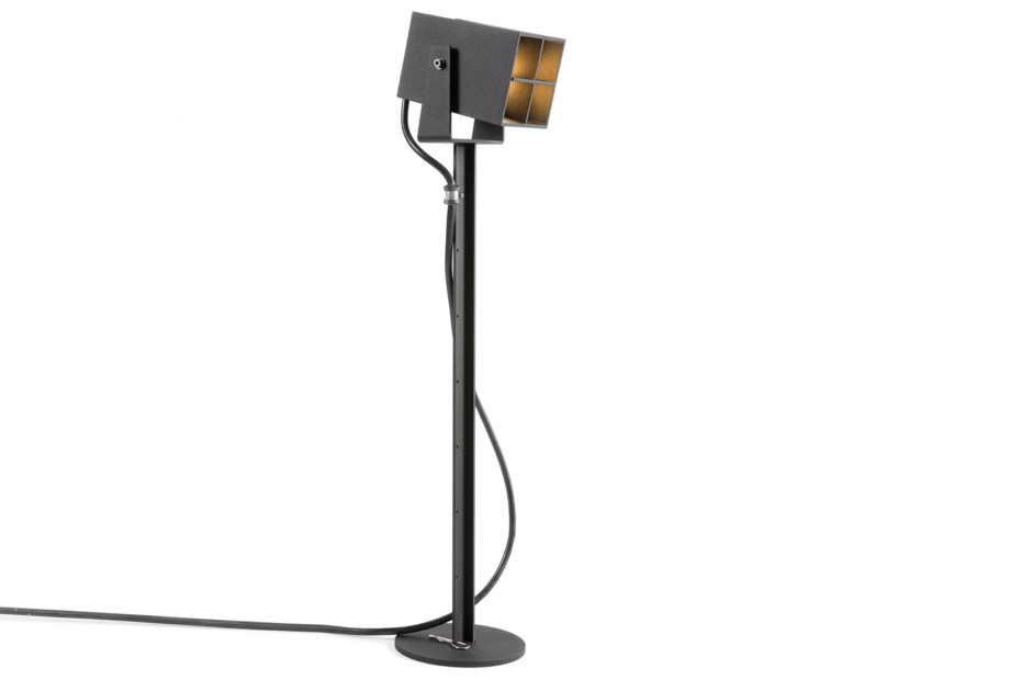 Julien square standing lamp