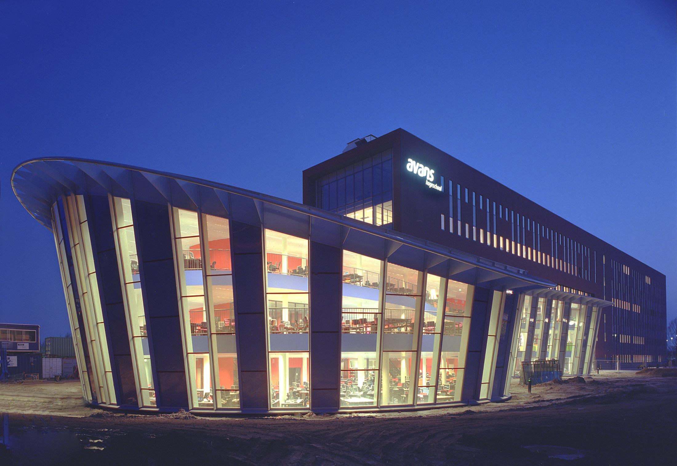 Kitchen And Bath Magazine ALPHATON®, Avans College, Breda by Moeding   STYLEPARK