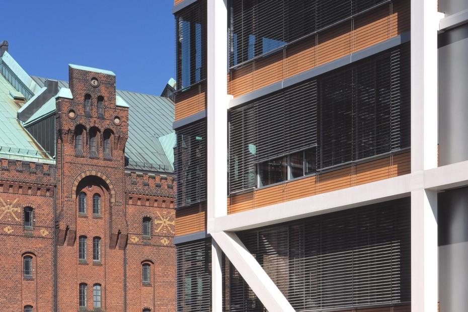 ALPHATON®, Bürogebäude, Hamburg