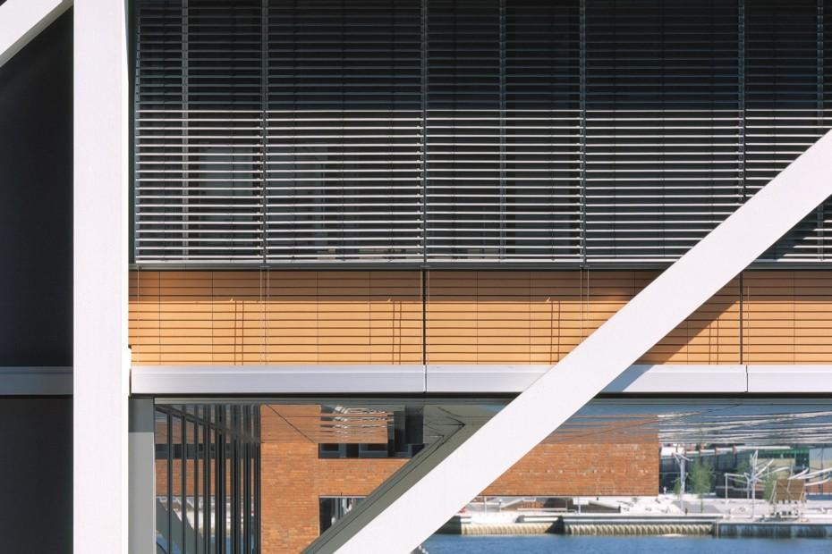 ALPHATON®, Office building, Hamburg